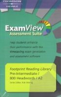 Heinle ELT part of Cengage Lea FOOTPRINT READERS LIBRARY Level 800 EXAMVIEW SUITE CD-ROM - ... cena od 1 022 Kč