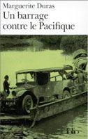 SODIS UN BARRAGE CONTRE LE PACIFIQUE - DURAS, M. cena od 199 Kč