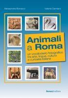 Bonacci Editore ANIMALI A ROMA cena od 499 Kč