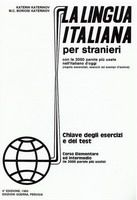 RUX DISTRIBUZIONE LA LINGUA ITALIANA PER STRANIERI Corso Elementare Chiave - K... cena od 161 Kč