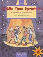 OUP ED FIDDLE TIME SPRINTERS + AUDIO CD PACK - BLACKWELL, K., BLACK... cena od 288 Kč