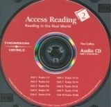 Heinle ELT ACCESS READING 2 AUDIO CD - COLLINS, T. cena od 703 Kč