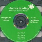 Heinle ELT ACCESS READING 3 AUDIO CD - COLLINS, T. cena od 703 Kč