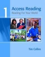 Heinle ELT ACCESS READING 1 STUDENT´S TEXT + AUDIO CD - COLLINS, T. cena od 656 Kč
