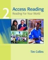 Heinle ELT ACCESS READING 2 STUDENT´S TEXT + AUDIO CD - COLLINS, T. cena od 508 Kč
