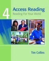 Heinle ELT ACCESS READING 4 STUDENT´S TEXT + AUDIO CD - COLLINS, T. cena od 620 Kč