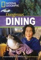 Heinle ELT FOOTPRINT READERS LIBRARY Level 1300 - DANGEROUS DINING - WA... cena od 106 Kč