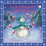 Bounce Sales SNOWMAN AND THE CHRISTMAS FAIRIE - MARTIN, K. cena od 302 Kč