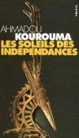 Volumen LES SOLEILS DES INDEPENDANCES - KOUROUMA, A. cena od 185 Kč