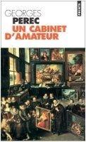 Volumen UN CABINET D´AMATEUR - PEREC, G. cena od 139 Kč