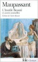 SODIS L´INUTILE BEAUTE - DE MAUPASSANT, G. cena od 113 Kč