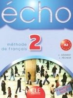 CLE international ECHO 2 Livre de L´Eleve - PECHEUR, J., GIRARDET, J. cena od 373 Kč
