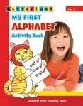 Bounce Sales MY FIRST ALPHABET ACTIVITY BOOK - FREESE, G., MILFORD, A., H... cena od 127 Kč