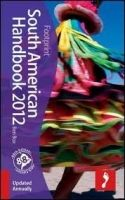 TBS FOOTPRINT GUIDE SOUTH AMERICA HANDBOOK 2012 - BOX, B. cena od 820 Kč