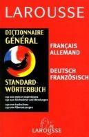 LAROUSSE DICTIONNAIRE GENERAL FRANCAIS - ALLEMAND / ALLEMAND... cena od 1079 Kč