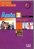 CLE international AMIS ET COMPAGNIE 3 CD /3/ CLASSE - COLETTE, S. cena od 835 Kč