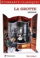 Flammarion LA GROTTE - ANOUILH, J. cena od 145 Kč