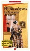 Flammarion LA PRINCESSE DE CLEVES - LAFAYETTE, Madame de cena od 102 Kč