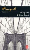 HACH-BEL MAIGRET A NEW YORK - SIMENON, G. cena od 147 Kč