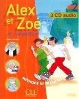 CLE international ALEX ET ZOE 2 CD COLLECTIVE - SAMSON, C. cena od 812 Kč