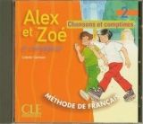 CLE international ALEX ET ZOE 2 CD INDIVIDUEL - COLLETTE, S. cena od 230 Kč