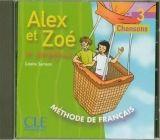 CLE international ALEX ET ZOE 3 CD INDIVIDUELLE - COLLETTE, S. cena od 133 Kč