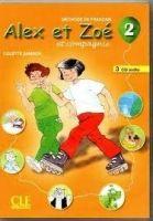 CLE international ALEX ET ZOE ET COMPAGNIE 2 3CD cena od 1312 Kč