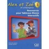 CLE international ALEX ET ZOE ET COMPAGNIE 1 Pack numérique cena od 1469 Kč