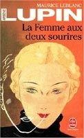 HACH-BEL LA FEMME AUX DEUX SOURIRES - LEBLANC, M. cena od 133 Kč