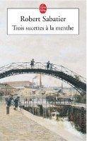 HACH-BEL TROIS SUCETTES A LA MENT - SABATIER, R. cena od 184 Kč