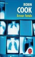 HACH-BEL ERREUR FATALE - COOK, R. cena od 220 Kč