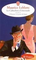 HACH-BEL LE CABOCHON D´EMERAUDE / L´HOMME A LA PEAU - LEBLANC, M. cena od 50 Kč