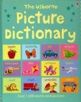 Usborne Publishing PICTURE DICTIONARY - BROOKS, F. cena od 247 Kč