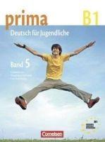 Cornelsen Verlagskontor GmbH PRIMA B1 BAND 5 SCHÜLERBUCH - JIN, F., ROHRMANN, L., MICHALA... cena od 335 Kč