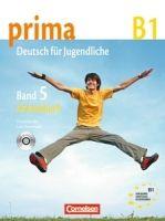 Cornelsen Verlagskontor GmbH PRIMA B1 BAND 5 ARBEITSBUCH mit AUDIO CD - JIN, F., ROHRMANN... cena od 256 Kč