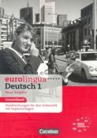 Cornelsen Verlagskontor GmbH EUROLINGUA DEUTSCH 1 Neue Ausgabe HANDREICHUNGEN mit KOPIERV... cena od 311 Kč