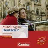 Cornelsen Verlagskontor GmbH EUROLINGUA DEUTSCH 2 Neue Ausgabe AUDIO CDs /3/ (A2) - KÖNIG... cena od 458 Kč
