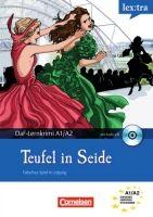Cornelsen Verlagskontor GmbH DaF-LERNKRIMI A1-A2: TEUFEL IN SEIDE mit AUDIO CD - DITTRICH... cena od 0 Kč