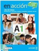 enClave ELE EN ACCION A1 LIBRO DEL ALUMNO + CD + MP3 - VERDIA, E., GONZA... cena od 351 Kč