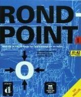 Rond-point 1 – Livre de léleve + CD cena od 484 Kč