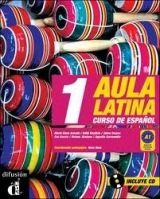 Difusión AULA LATINA 1 LIBRO DEL ALUMNO + CD - JIMENEZ, H. cena od 508 Kč