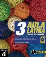 Difusión AULA LATINA 3 LIBRO DEL ALUMNO + CD - JIMENEZ, H. cena od 0 Kč