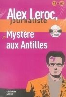 Mystere aux Antilles + CD cena od 133 Kč