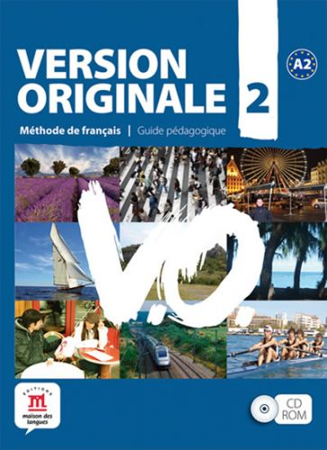 CD Version Originale 2 Guide pédagogique CD-Rom cena od 605 Kč