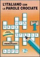 ELI s.r.l. L'ITALIANO CON LE PAROLE CROCIATE 1 cena od 124 Kč