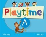 C. Selby, S. Harmer: Playtime A Course Book cena od 185 Kč