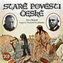 Koutský Karel CD-Staré pověsti české - Alois Jirásek cena od 175 Kč