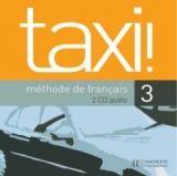 HACH-FLE TAXI! 3 CDs /2/ AUDIO CLASSE - MENAND, R., BERTHET, A., KITE... cena od 1449 Kč