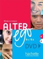 HACH-FLE ALTER EGO 3 ET 4 DVD PAL - DOLLEZ, C., PONS, S. cena od 1736 Kč