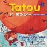 HACH-FLE TATOU LE MATOU 1 CD AUDIO ELEVE - PIQUET, M. cena od 279 Kč
